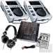 Brand New SET OF 2x PIONEER CDJ-400 PLAYER & 1x PIONEER DJM-400 MIXER at 700Euro